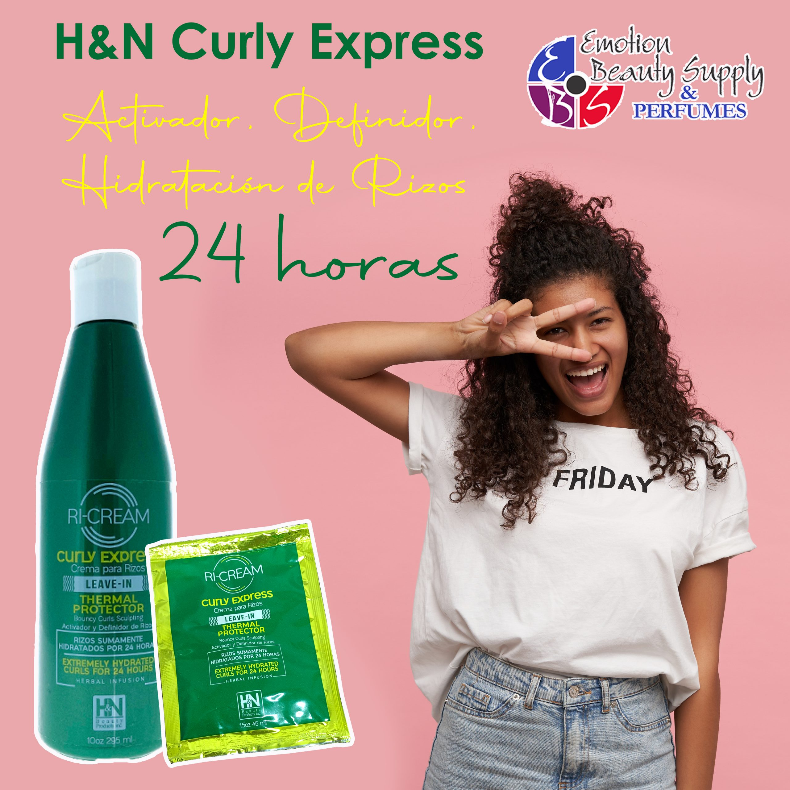 PROMO - h&N curly express