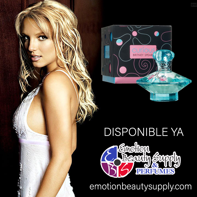 promo - britney spears curious